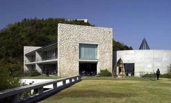 日本冈山直岛美术馆