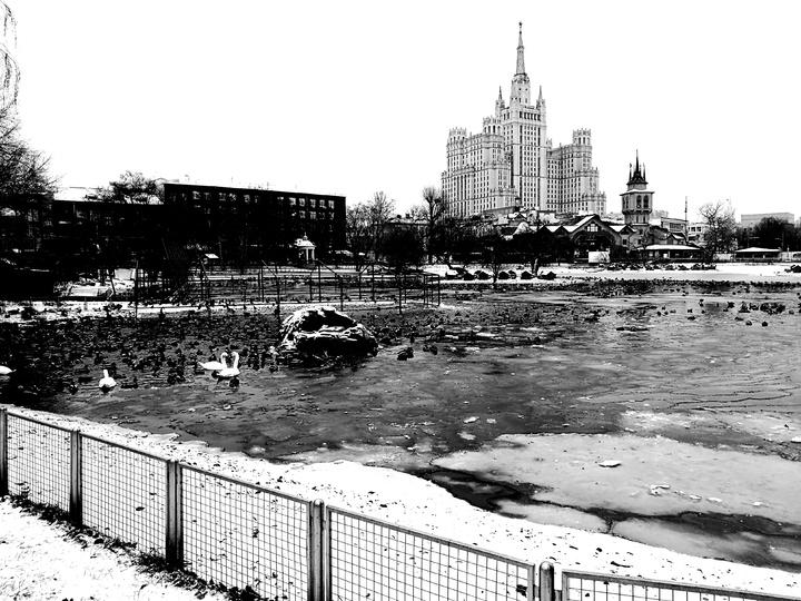 13莫斯科斯大林哥特
