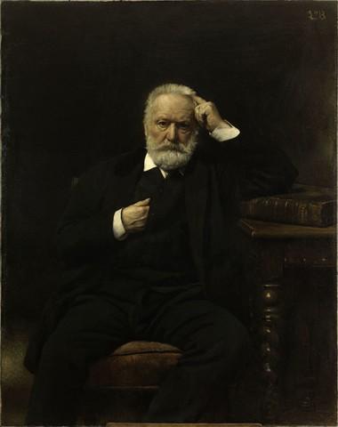 2 维克多·雨果画像,1879年
