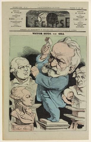 24 维克多·雨果,1874年
